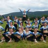 Cheerleader des 1. HCV mit 9 Teams im Harz am Start !